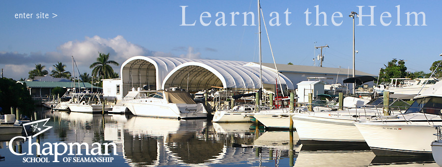 Chapman School of Seamanship - Learn at the Helm